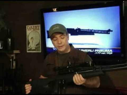 Video: Hammerli Pneuma - Airgun Reporter Episode #10 | Pyramyd Air