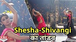 Rocky के लिए आज Sehsha और Shivangi ने किया जमकर  तांडव | Naagin