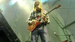 Dollar Furado - Wagner Parillha na guitarra solo