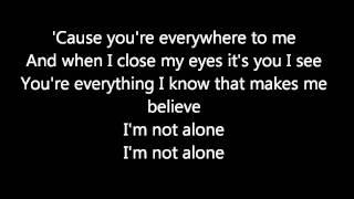 "Michelle Branch ""Everywhere"" lyrics"