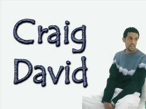 craig david - Don't Love You No More (i'm Sorry) clip en parole