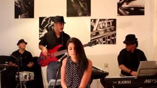 jo vox  (Cover )  Jeena & Black Ice Jazz Group