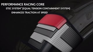 BF Goodrich G-Force Comp-2 A/S Tires Overview Features Benefits