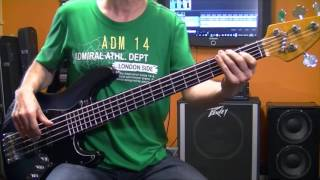UB40 - Here I Am (Come and Take Me) - bass cover