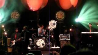 Dionysos - Coccinelle, Live @ Les Ardentes, Liège, 2008