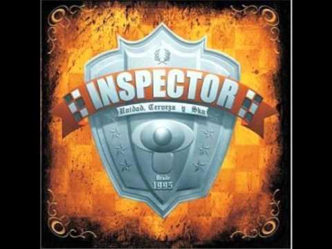 Te Fuiste de Inspector Letra y Video