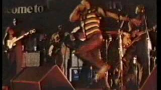 Bob Marley - Rebel Music (live)