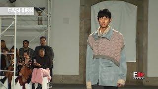 OTTAVIA MOLINARI Milano Moda Graduate 2019 Spring 2020 Portugal - Fashion Channel
