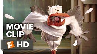 Storks Movie CLIP - Glass! (2016) - Andy Samberg Movie