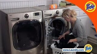 Tide | How To Use Tide Washing Machine Cleaner
