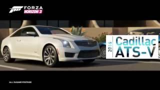 Forza Horizon 3 - Pacote de carros Playseat