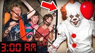 SCARY CLOWN HIDE & SEEK In Spooky 2HYPE Mansion!