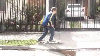 3 meses de skate
