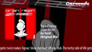 Orjan Nilsen - Go Fast! (Original Mix)