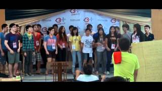 GCF Youth LIVE College Camp 2012: Love Plus Choir C