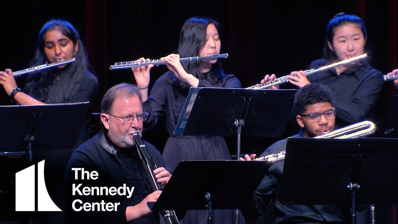 The Maryland Classical Youth Orchesta Chamber Music Program