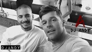 #DjAndy - Ricky Martin Ft Maluma - Vente Pa' Ca Remix