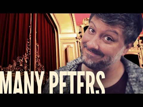 Arts and Entertainment | Many Peters⁴⁰
