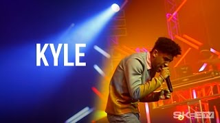 "KYLE ""When Can We"" Live on SKEE TV (Debut TV Performance), Bonus: Street Fighter 'KYLE vs. Brick'"