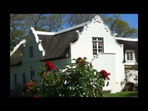 5* boutique hotel on working wine estate in Paarl for sale