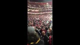 """""""Dizem que somos loucos da cabeça"""" Benfica vs Marítimo 15-12-2012"""