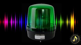 Sci-Fi Space Alarm Sound Effect