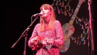 Amelia Coburn at GNUF 2017 - Life on Mars? - David Bowie ukulele cover