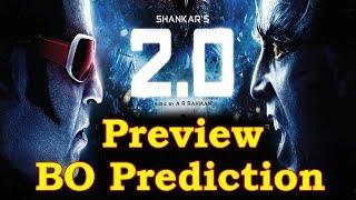 2.0 Movie Preview | Box Office prediction | Expectation | #2Point0 | #Rajinikanth | #Akshaykumar