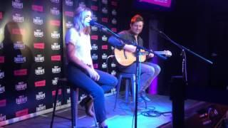 Olivia Holt - History Live (StubHub Lounge 99.7 Now)