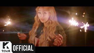 [MV] HYOLYN, CHANGMO(효린, 창모) _ BLUE MOON (Prod. GroovyRoom)