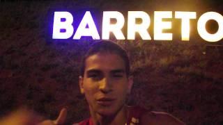 Crisper - Chamada para shows em Barretos