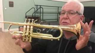 "Bach Stradivarius ""Commercial Model"" Pro Trumpet LT190  SN# 718175"