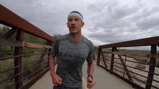 Ironman 70.3 Key Run Workout