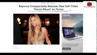 Beyonce self titled visual album on itunes beyonce song list