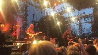 Cage The Elephant Mess Around Live The Edgefield Troutdale Oregon June 18 2016