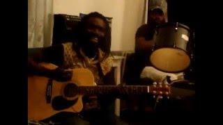 African Reggae roots, with fete G and Pablo jamming