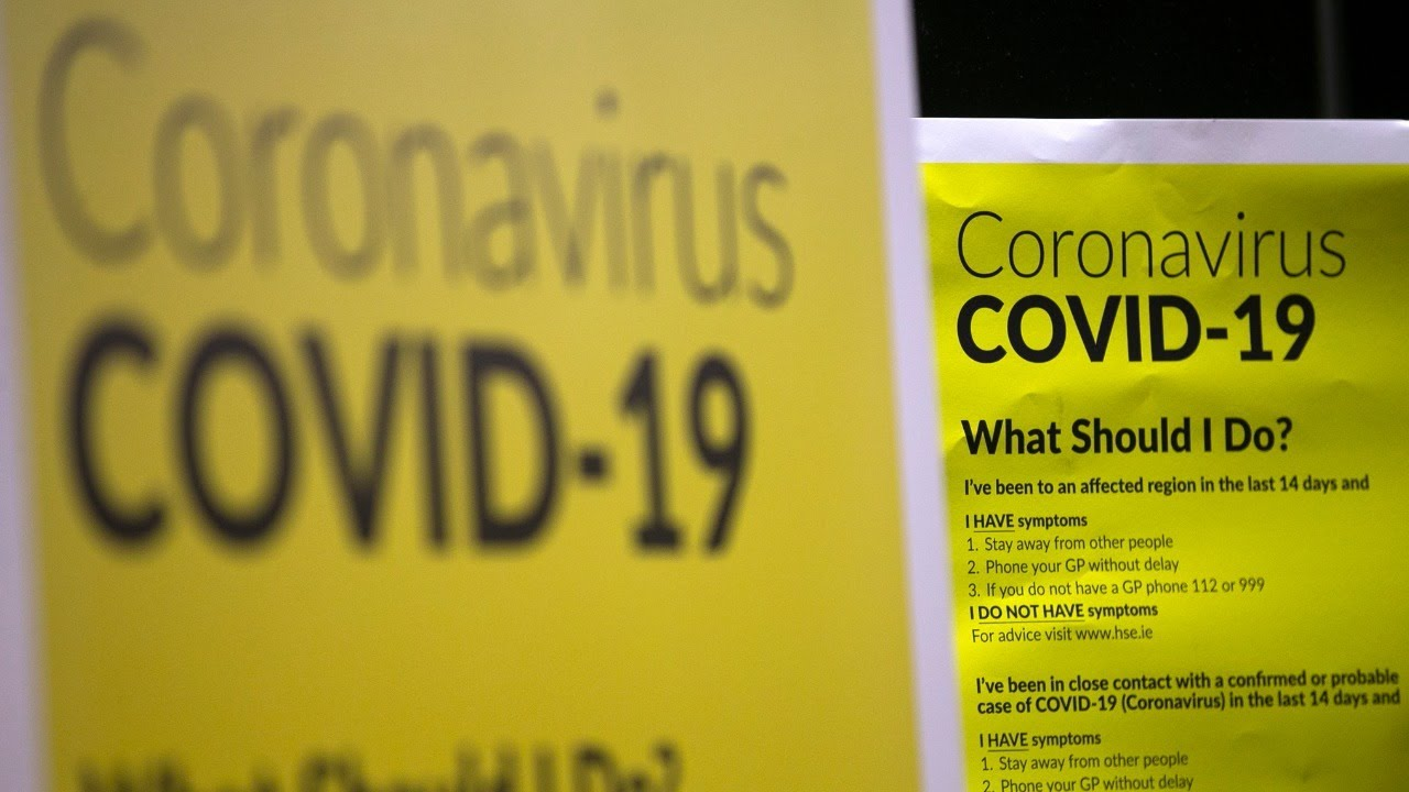 Coronavirus Case Confirmed in Ireland