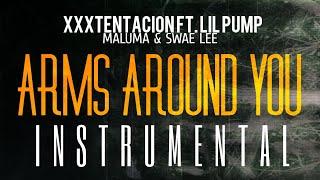 XXXTENTACION FT. Lil Pump, Maluma & Swae Lee - Arms Around You [INSTRUMENTAL] ReProd. by IZM