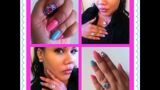 CANDY BLING NAILS