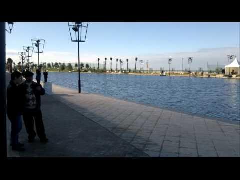 Morocco Mall – Extérieur du Mall
