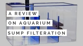 Sump filteration System is the best for Huge Aquarium... width=