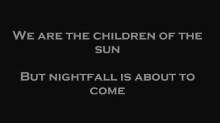 Lindemann - Children of the Sun LYRICS