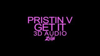 PRISTIN V(프리스틴 V) - Get It(네 멋대로) (3D Audio Version)