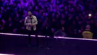 THE WEEKND Nothing Without you MANCHESTER 2017