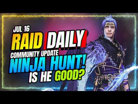 🐱👤Is Ninja GOOD or TRASH? | RAID Shadow Legends