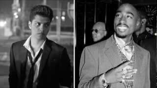 2Pac ft. Bruno Mars - Mirror (Remix)