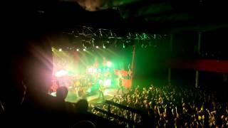 Machine Head - Locust live Paris 2014