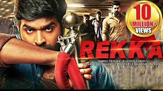Rekka (2017) Latest South Indian Full Hindi Dubbed Movie | Vijay, Lakshmi Menon | Action Movie width=