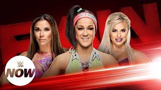 Se anuncia una triple amenaza para WWE Raw