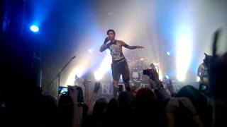 Black Veil Brides Live   Perfect Weapon